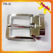 PB16 Western Pin Wende Schnallen für Gürtel Metall Umkehrbare Wölbung 3cm Dornschließe
