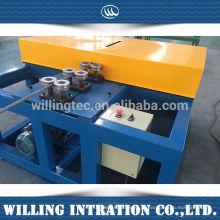 Fabricação de máquina de lâminas de porta de grade de ferro