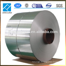 Fabricación de bobinas de chapa de techo de aluminio en China