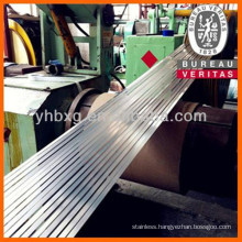 304L stainless steel strip with top quality ( 304L strip for spiral wound gasket)