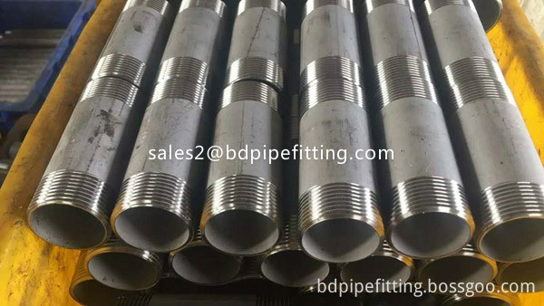 Carbon Steel Nipples