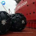 Pára-choque inflável do barco de borracha da plataforma de perfuração a pouca distância do mar