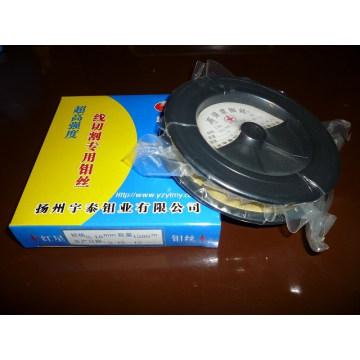 0.18mm alambre de molibdeno para la máquina de edm
