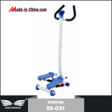 Hot Design Home Gym Body Shaping Stepper with Handle (ES-031)