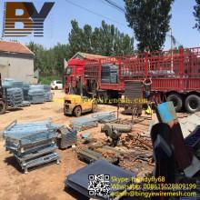 Caja de almacenamiento de contenedores de malla de alambre