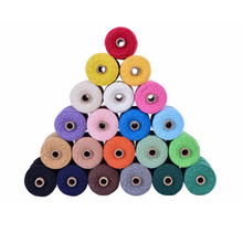 Wholesale excellent quality macrame cotton cord 3mm 5mm 7mm 8mm
