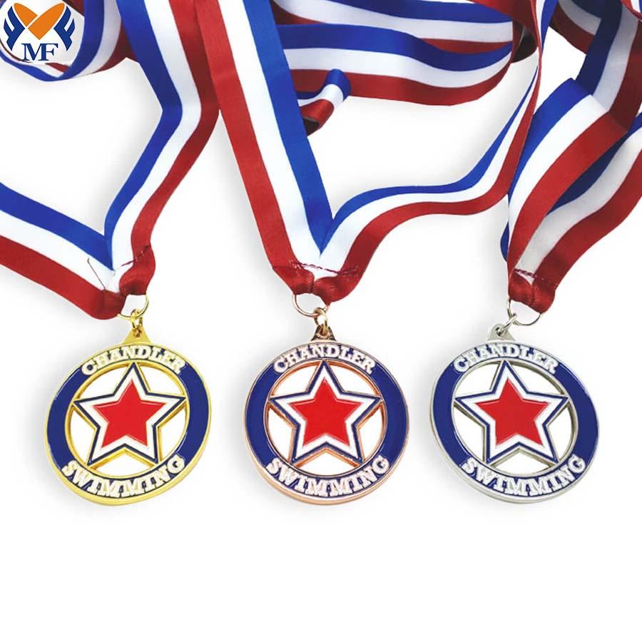 Best Race Medal Set