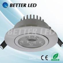 high quality 3w ceiling light led CE RoHS