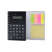 High Quality Promotion Gift Notebook Calculator