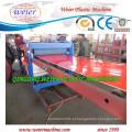Máquinas de produção de folha de plástico PP PE