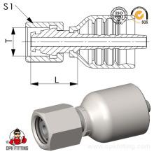 Metric Female 24 Kegel O-Ring HT Hydraulik Fitting 20511t