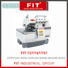 Super High Speed Overlock Sewing Machine (FIT 737/747/757)