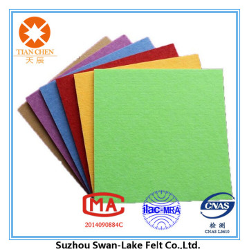 Polyester Acoustic Board for Interior Decoration