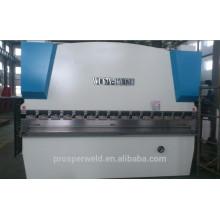 WC67Y série dobradeira de chapa de metal, máquina de dobra de folha, máquina de dobra de metal