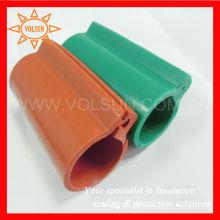 Overhead silicon rubber high voltage line cover