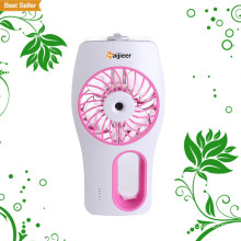 Handheld ac power mini fan for desk Baby