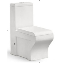 Sanitaires Salle de bain Siphonic One Piece Toilette en céramique (6212)