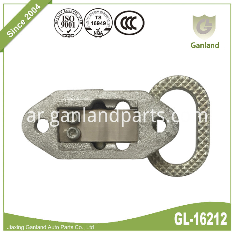 Steel Flip Up Folding Step GL-16212