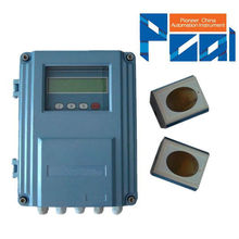 RV-100 fixed ultrasonic flow meters (clamp on)