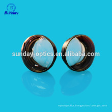 Optical Glass triplet lenses-quartz