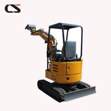 dos velocidades mini excavadora hidráulica 2ton completa