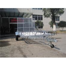 ATV farspeed caliente sumergido galvanizado de diferentes tamaños