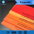 fabricant de porcelaine divers bâche enduite de PVC de couleur utilisée pour camper ou tendre ou autre endroit