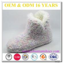 Funny Funny Girl Lovers Designer Furry Winter Boot