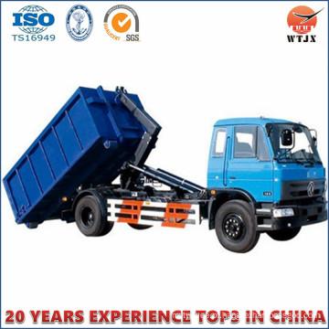 Gancho -Lift Cilindro Hidráulico Usado para Caminhão de Lixo