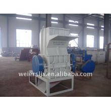 Plastic sheet recycling crusher
