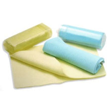 PVA Chamois for Car or Household Cleaning, with Excellent Absorbency Feature