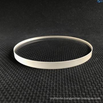 UV fused silica pptical windows