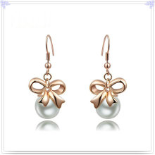 Perla joyas accesorios de moda aleación pendiente (ae279)