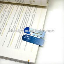 Custom magnetic bookmark for books