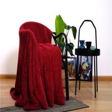 Cojín edredón de lana de cordero mantas de interior Four Seasons