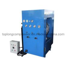 Compresor del CNG del hogar del gas natural de la alta presión (Bx30CNG)