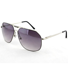 Ladies′ Retro Fashion Metal Sun Glasses Eye Wear (14245)