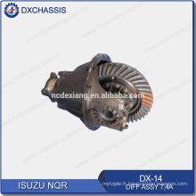 Véritable assortiment différentiel NQR 700P 7:41 DX-14