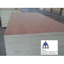 Sapele Veneer Plywood