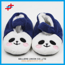 Animal design newest design best quality cheap wholesale child slippers