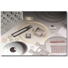 Gelochte Bleche, Platten und Komponenten
