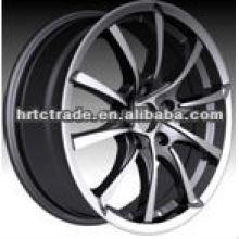 Bb noir jolie roue de voiture pour benz