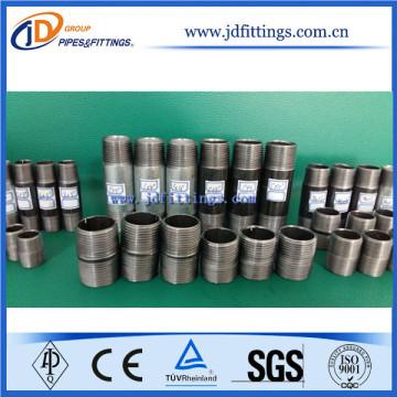 Carbon Steel Barrel Hose Nipple