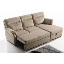 Living Room Sofa with Modern Genuine Leather Sofa Set (722)