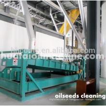 Imprensa do óleo de girassol de 100T / D / máquina da extração do bolo da semente de girassol