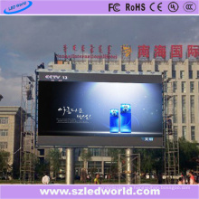 Aluminiumgehäuse im Freien SMD3535 LED Videowand