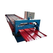 Hydraulic Building Roof / Wall Panel Roll Forming Machine / Equipment