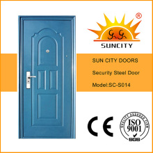 Powder Coating Entry Doors Residential