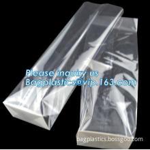 bopp square bottom bag, Cellophane candy bag, Cookies square bottom cellophane bag