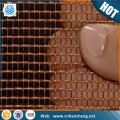 Faradaykäfigabschirmung rotes Kupferdrahtmetallmasche / emi, das Gewebe-Kupfermasche abschirmt